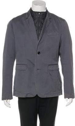 Burberry Layered Sport Coat