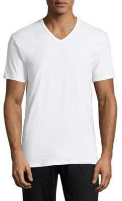 Calvin Klein Underwear Two-Pack Stretch Cotton Tee