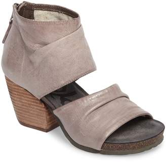 OTBT Patchouli Open Toe Bootie