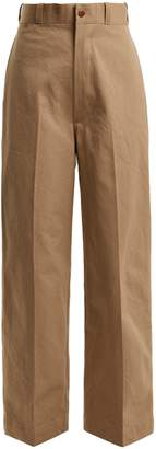 Chimala Military cotton chino trousers