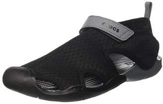 d46ac63a972 at Amazon.co.uk · Crocs Swiftwater Mesh Sandals Women Black