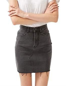 Jag The Black Denim Skirt