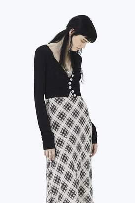 Marc Jacobs Knit Crop Cardigan