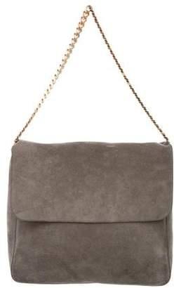 Celine Suede Gourmette Bag