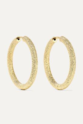 Carolina Bucci 18-karat Gold Hoop Earrings