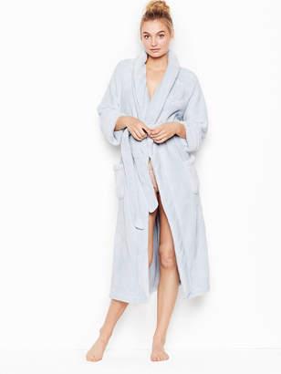 Victoria's Secret Victorias Secret Cozy Plush Long Robe