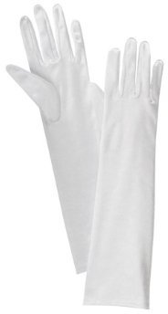 Women's Adi Designs Formal Gloves - White 8