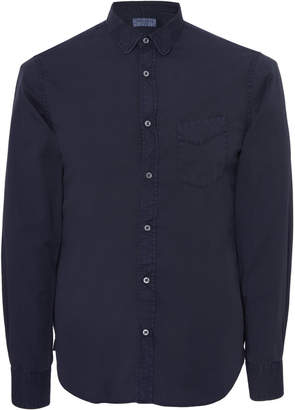 Officine Generale Pigment-Dyed Button Shirt