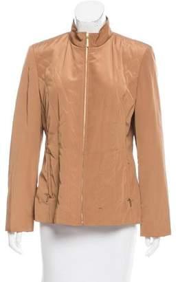 Basler Padded Mock Neck Jacket
