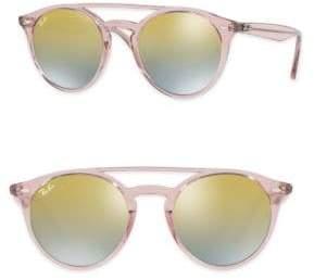 Ray-Ban 51mm ITA Phantos Sunglasses