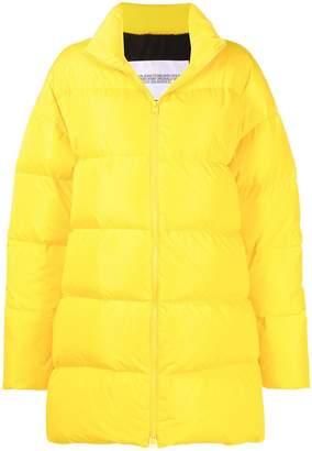 Calvin Klein Jeans Est. 1978 oversized padded coat