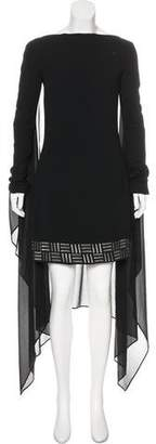 Gareth Pugh Layered Midi Dress