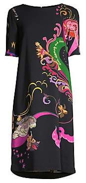 Etro Women's Star Paisley Caddy Tunic Dress