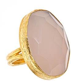 Primadina Rose Quartz Single Ring