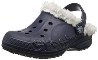 Crocs Baya Plush Lined Clog (Toddler/Little Kid)