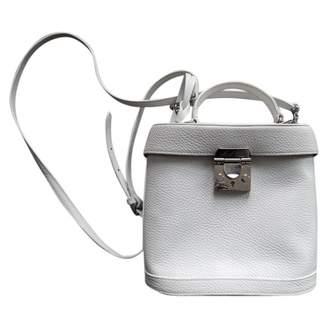 Mark Cross Leather Shoulder Bag