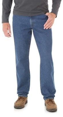 Rustler Big Men's Relaxed Fit Jeans