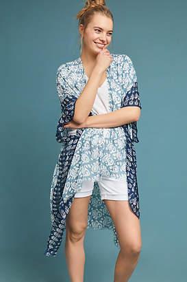 Elizabeth Gillett Kelly Printed Kimono