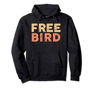 LyricLyfe Hoodie Free Bird by Ronnie Van Zant & A Collins