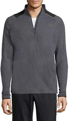 New Balance Men's Precision Half Zip Pullover