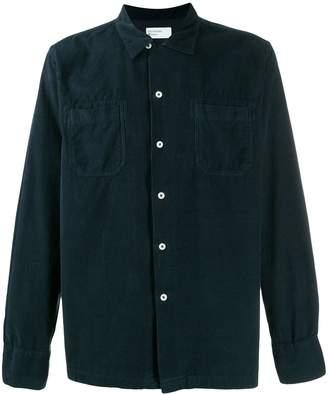 Universal Works ribbed long sleeve shirt