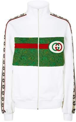 Gucci Vintage GG Track Jacket