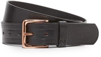 Nixon DNA Leather Belt