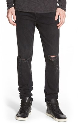 Men's Rag & Bone Standard Issue 'Fit 1' Skinny Fit Jeans $230 thestylecure.com