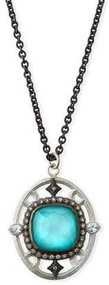 Armenta New World Doublet Pendant Necklace
