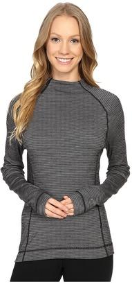 Smartwool - NTS Mid 250 Isto Sport Raglan Top Women's Sweatshirt $115 thestylecure.com
