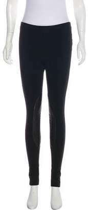 Ralph Lauren Merino Wool-Blend Skinny Leggings