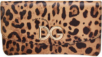 Dolce & Gabbana Multifunctional Leather Wallet