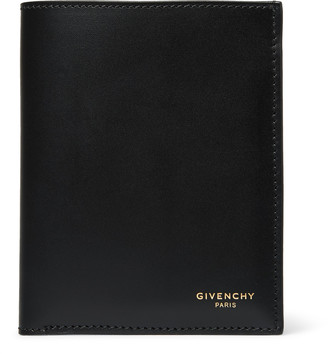 Givenchy Leather Billfold Wallet $575 thestylecure.com
