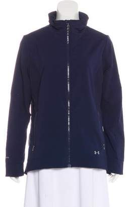 Under Armour Mock Neck Casual Jacket