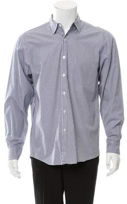 Steven Alan Striped Button-Up Shirt