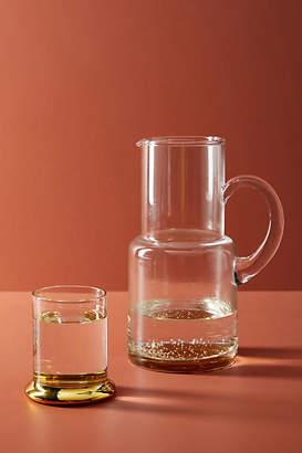 Anthropologie Marlo Pitcher + Glass Set