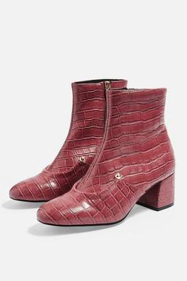 Topshop BOSTON Heeled Boots