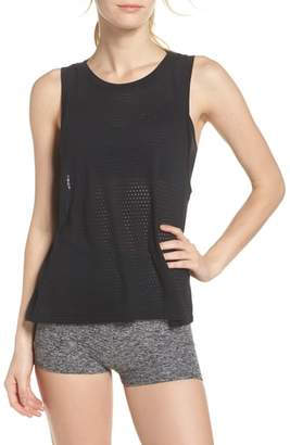 Beyond Yoga Mesh Me Up Muscle Tank
