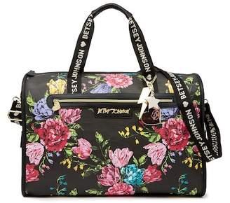 Betsey Johnson Duffle Bag