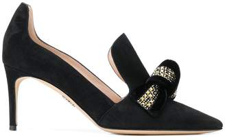 Rodo embellished pumps