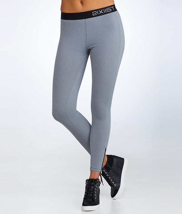 2(x)ist 2(x)ist Solid Performance Leggings Activewear - Women's