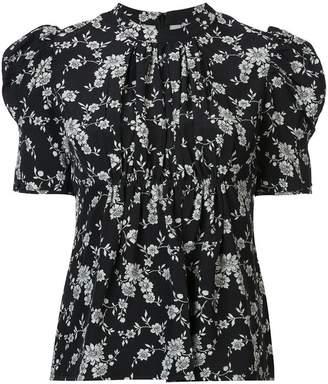 Co floral motif blouse