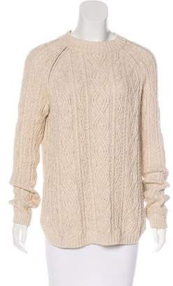 Brochu Walker Crew Neck Knit Sweater