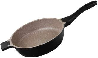 K2 28cm Stone Coated Ceramic NOn Stick Deep Fry Pan