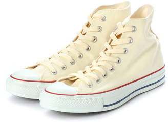 Converse (コンバース) - コンバース CONVERSE CANVAS ALL STAR HI WHT