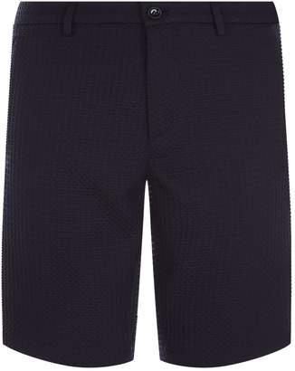 BOSS GREEN Textured Liem Shorts