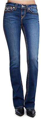 True Religion Bootcut Fit Big T Jean