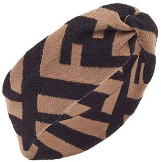 Fendi FF motif hairband
