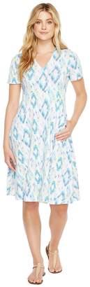 Fresh Produce Sunset Sky Savvy Dress Women's Dress