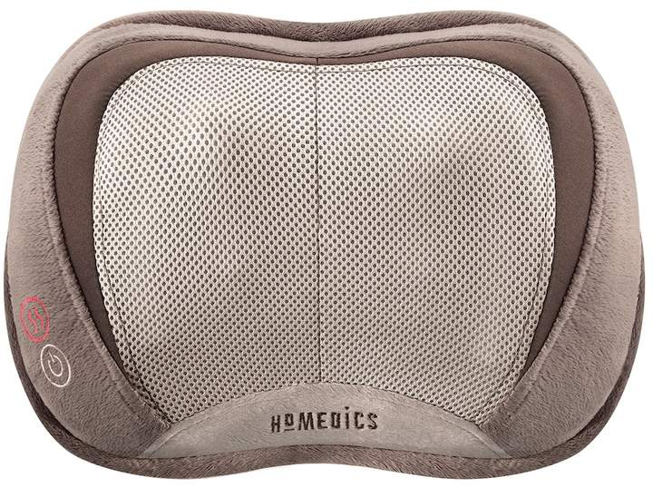 HoMedics 3D Shiatsu + Vibration Massage Pillow with Heat
